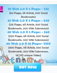 web 2.0 submission